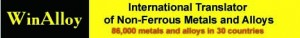 International Translator of Non-Ferrous Metals and Alloys