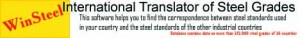 WinSteel - International Translator of Steel Grades